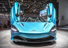 McLaren 720S Spider al Salone di Ginevra 2019 [Video]
