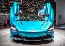 McLaren 720S Spider al Salone di Ginevra 2019 [Video]