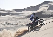 Test KTM 790 Adventure R: offroad in Marocco coi campioni della Dakar