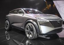 Nissan IMQ: concept ibrido al Salone di Ginevra 2019