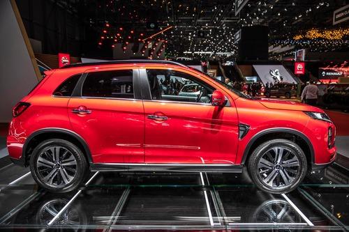 Mitsubishi al Salone di Ginevra 2019 (4)