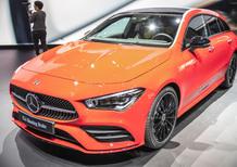 Mercedes CLA Shooting Brake, debutto al Salone di Ginevra 2019 [Video]