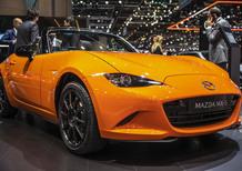 Mazda MX-5 30th Anniversary Edition, omaggio ai 30 anni della spider [Video]