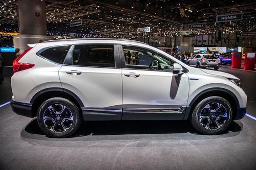 Honda al Salone di Ginevra 2019 (4)
