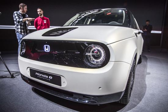 La Honda e-Prototype a Ginevra