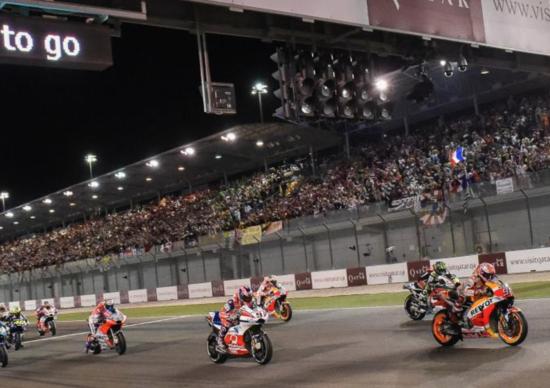 LIVE - MotoGP 2019. Il GP del Qatar