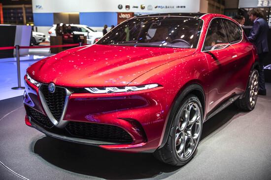 La Alfa Romeo Tonale
