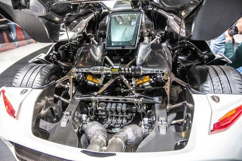 Salone dell'auto di Ginevra 2019, Foto: le immagini tecniche di motori e non solo (6)