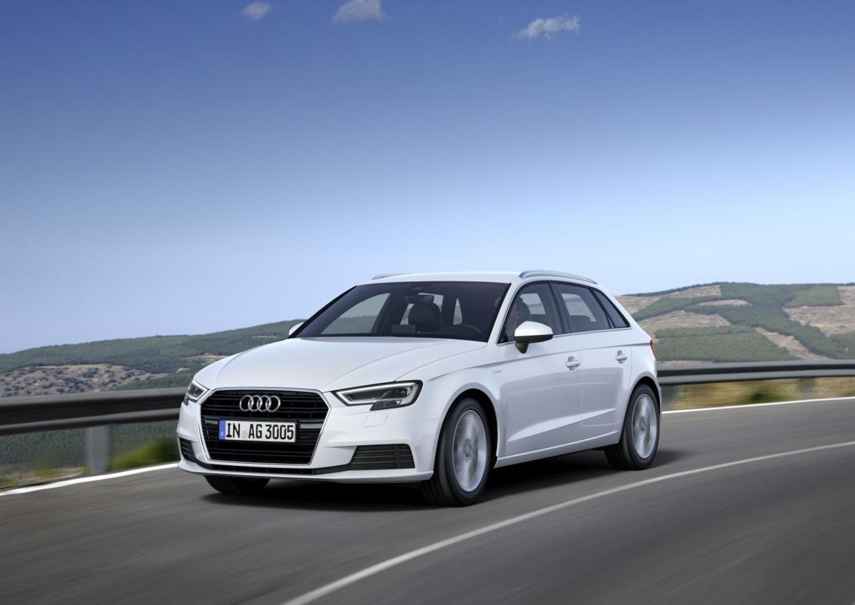 Audi A3 Sportback g-tron 2019: il nuovo modello a metano