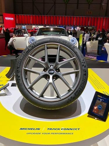 Salone di Ginevra 2019, Pneumatici: l'innovazione Michelin è ancora riferimento [video] (4)
