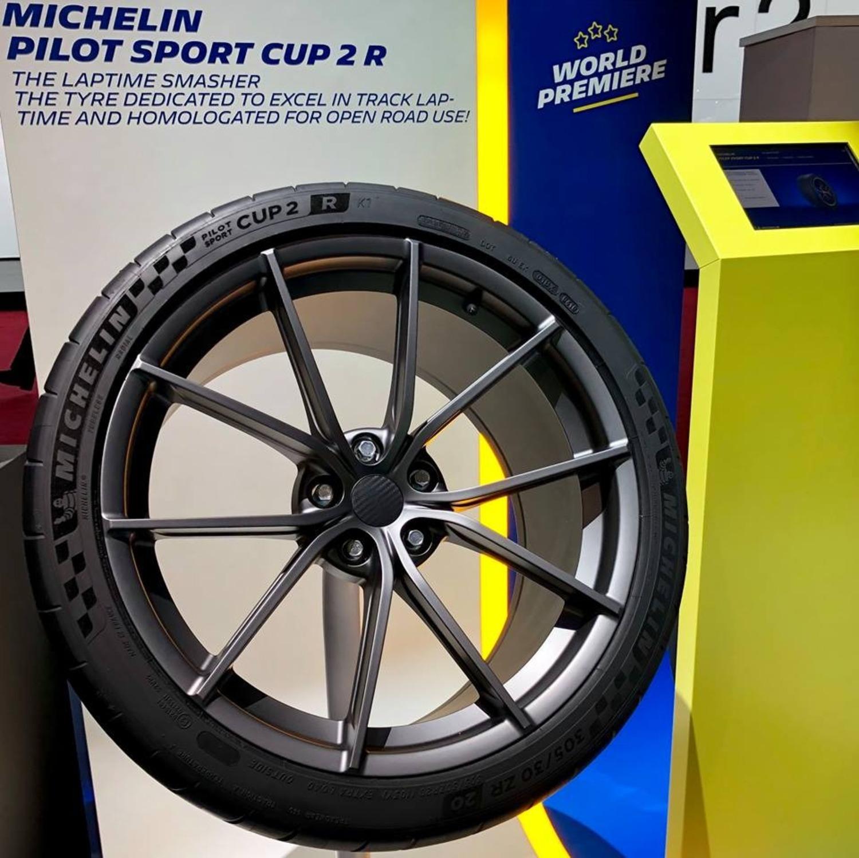 Salone di Ginevra 2019, Pneumatici: l'innovazione Michelin è ancora riferimento [video]