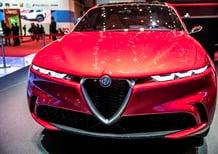 Alfa Romeo Tonale, il designer Alessandro Maccolini: «È dinamica e sensuale»