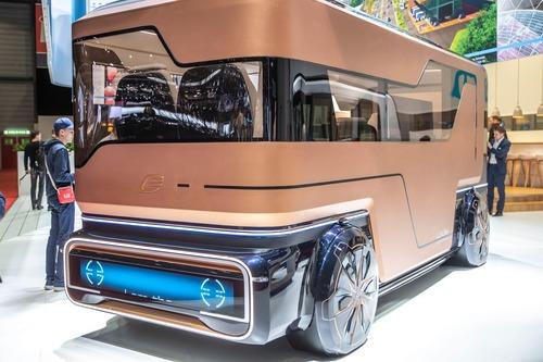Ginevra '19, e.GO: citycar, bus compatti e mini van pronti a popolare l'Europa (su base MEB) (2)