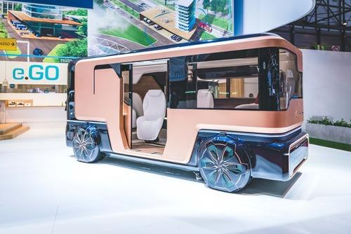 Ginevra '19, e.GO: citycar, bus compatti e mini van pronti a popolare l'Europa (su base MEB) (8)