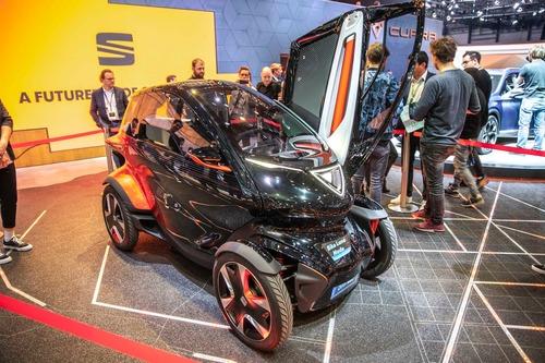 Salone di Ginevra 2019, Seat: De Meo lancia la sfida ispanica alla micro(e non)mobilità elettrica (4)
