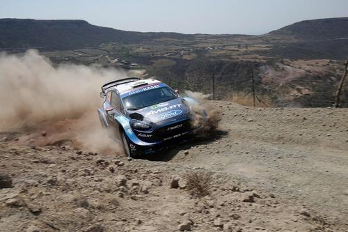 WRC19. Mexico. Meeke, Lappi e un velo di leggenda (2)
