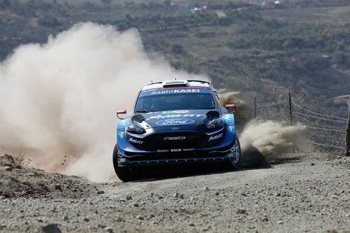 WRC19. Mexico. Meeke, Lappi e un velo di leggenda (6)