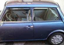Austin Rover Mini Mayfair del 1989 usata a Montelupo Fiorentino