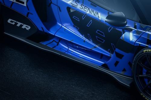 McLaren Senna GTR: la più veloce di sempre... solo dopo la F1 (8)