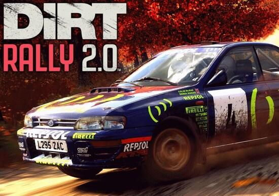 Subaru Impreza: l'arma letale di McRae su DiRT Rally 2.0