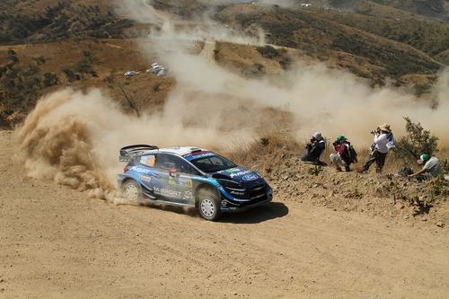 WRC19. Mexico. L'Ogier (di Citroen) che ci si aspetta (7)