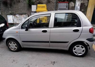 Daewoo Matiz 800i cat SE City del 2003 usata a Genova