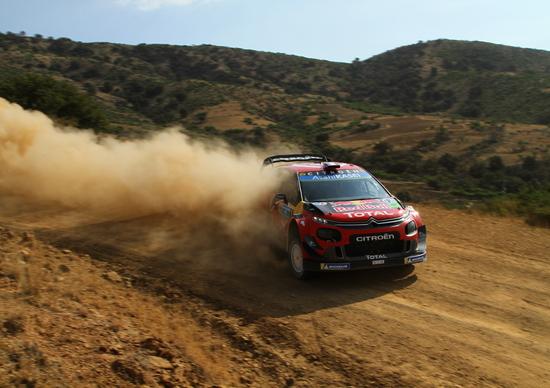WRC 2019, Mexico. L'en plein al millimetro di Ogier e Citroen