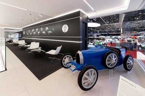 Bugatti, ecco la Baby II da 30.000 euro (4)