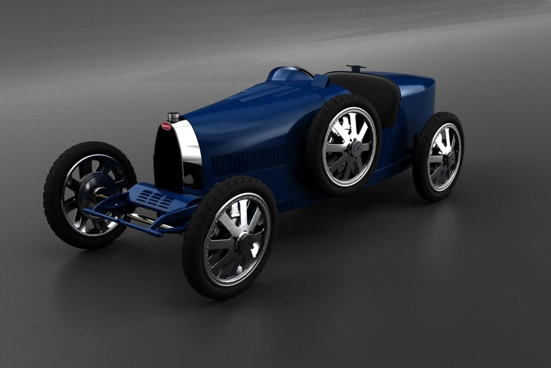 Bugatti, ecco la Baby II da 30.000 euro