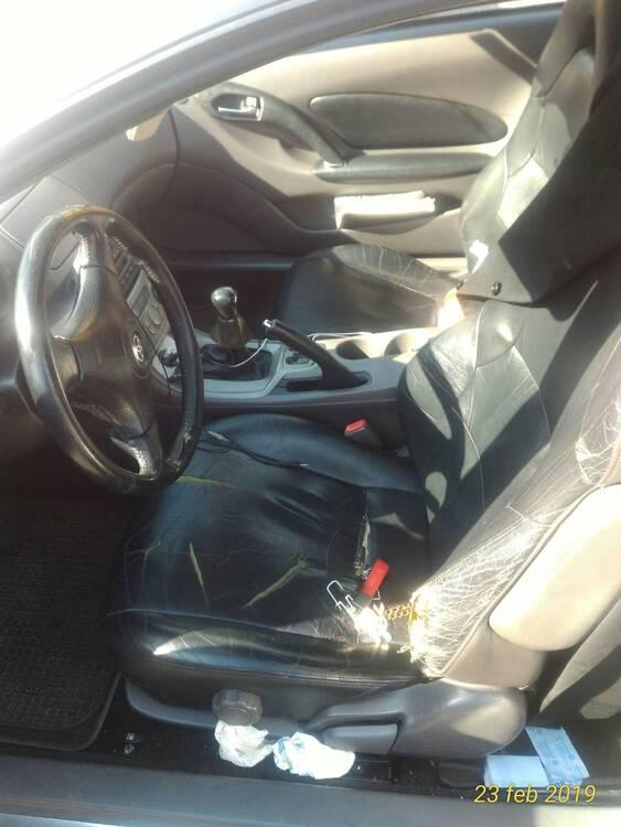 Toyota Celica 1.8 16V VVT-i del 2000 usata a Botticino (3)