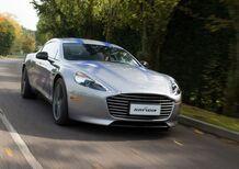 Auto da 007, James Bond viaggia in elettrico: Aston Martin EV