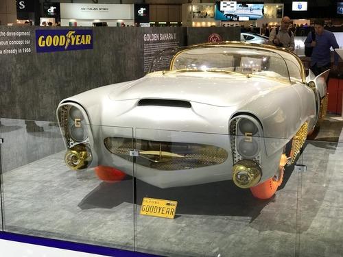 Salone di Ginevra '19, Pneumatici: Goodyear con nuova gamma Eagle F1, Golden Sahara e non solo [video] (2)