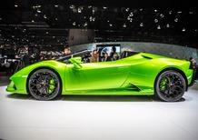 Lamborghini, fatturato cresciuto del 40% nel 2018