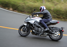 Suzuki Katana. Il ritorno della leggenda