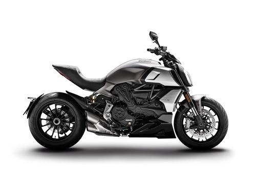 Ducati Diavel 1260 Sandstone Grey