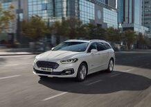 Ford Mondeo Wagon Hybrid Vignale: familiare di lusso sì, mild.. No!