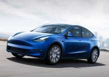 Tesla Model Y 2019, crossover elettrico a meno di 40.000 dollari [Video]