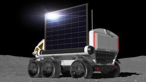 Toyota, ecco il veicolo da 6 metri che andrà sulla Luna [Video] (5)