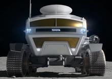 Toyota, ecco il veicolo da 6 metri che andrà sulla Luna [Video]