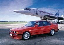 Alpina B10 Bi-Turbo festeggia oggi i 30 anni, auguri!