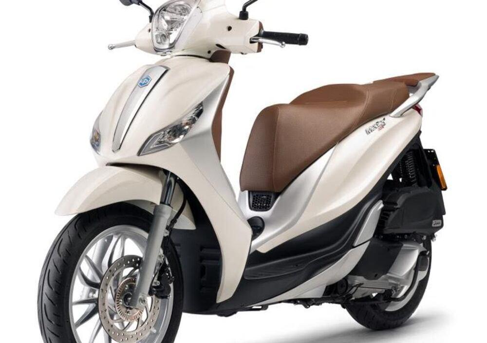 Piaggio Medley i-get 125 ABS (2016 - 19)