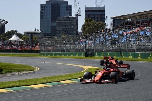 F1, GP Australia 2019, FP3: Hamilton al top (5)