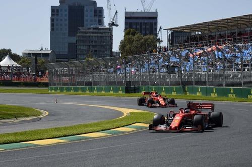 F1, GP Australia 2019, FP3: Hamilton al top (8)