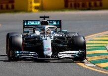 F1, GP Australia 2019, FP3: Hamilton al top