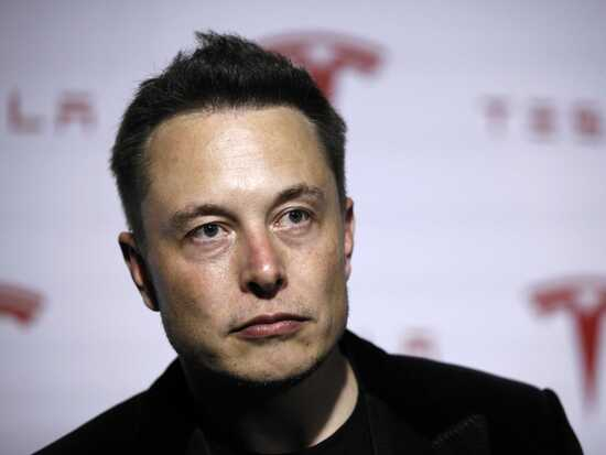 Elon Musk, fondatore di Tesla Motors