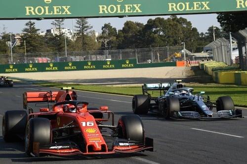 F1, GP Australia 2019: pole per Hamilton. Terzo Vettel (5)