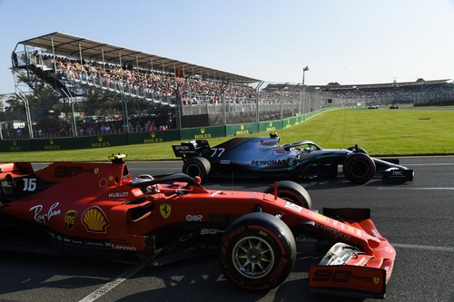 F1, GP Australia 2019: pole per Hamilton. Terzo Vettel (6)