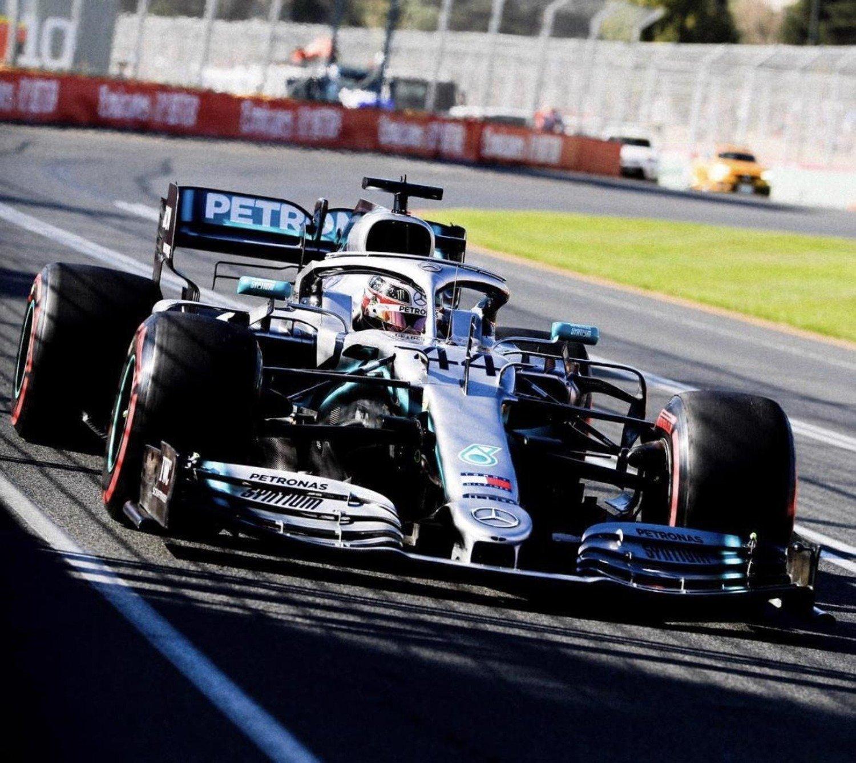 F1, GP Australia 2019: pole per Hamilton. Terzo Vettel