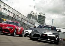 Gran Turismo e Toyota insieme per gli eSports [Video]