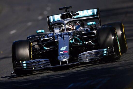 Seconda posizione per Hamilton in Australia